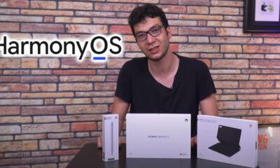 HarmonyOS TÜRKİYE'DE! | Huawei MatePad 11 Kutu Açılışı!