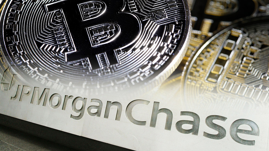 JPMorgan Chase kripto