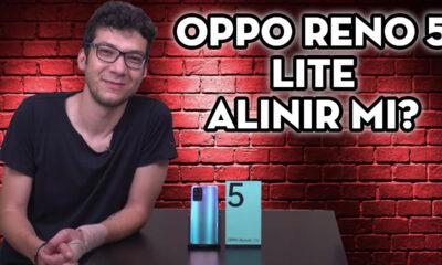 OPPO Reno 5 Lite Alınır mı?