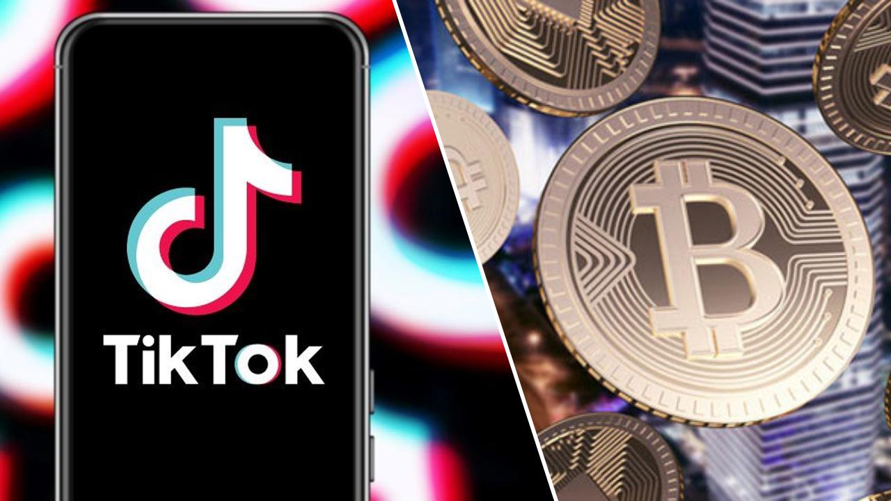 TikTok kripto para yasağı