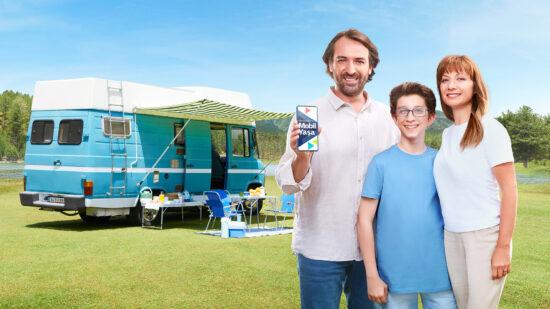 """Müşterilerine yeni bir mobil yaşam deneyimi sunmak için 4.5G çekim noktası sayısını 2 yılda 2 kat artıran Türk Telekom; """"3 ay cayma bedelsiz deneme"""" imkânıyla 'Ferah Tarifeler adını verdiği tarifesini müşterileri için kullanıma açtı."""