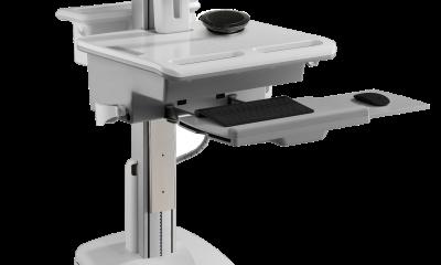 ASUS+IoT+telemedicine+cart