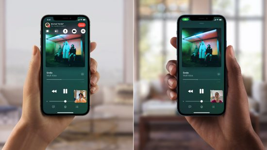 Apple Share Play