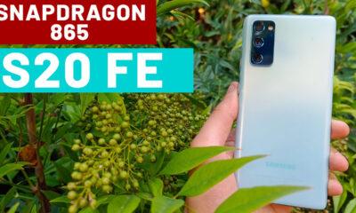 SNAPDRAGON İLE OLMUŞ! | Samsung Galaxy S20 FE (SM-G780G)