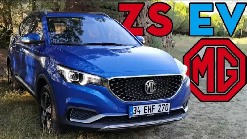 MG EV ZS