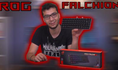 KÜÇÜK AMA ÇOK ETKİLİ! | ROG Falchion kompakt klavye incelemesi!