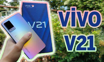 ÖN KAMERADA OIS OLAN TELEFON!   Vivo V21 kutu açılışı!