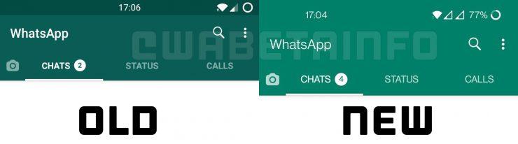 WhatsApp Yeni Renk 2