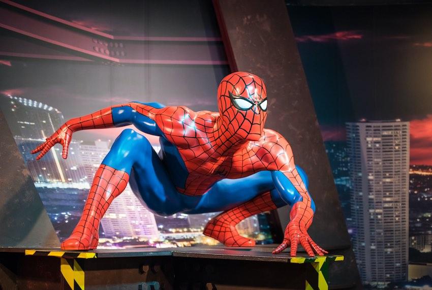 Marvel Örümcek Adam NFT