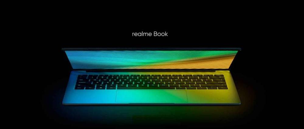 realme book