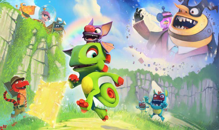 yooka laylee epic games