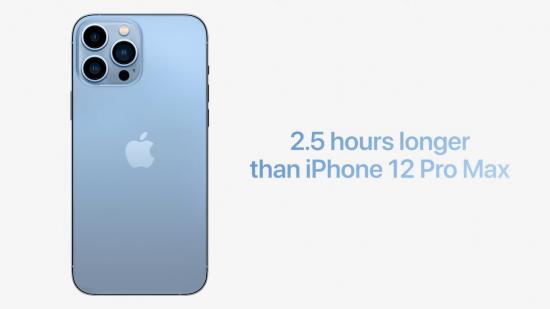 iphone 13 batarya