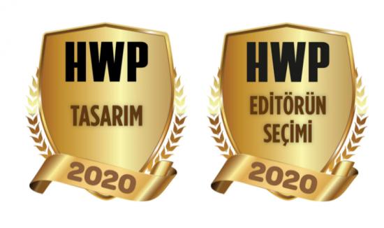 HWP editör ödülleri