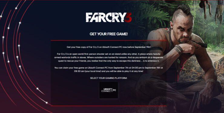 far cry 3 ücretsiz