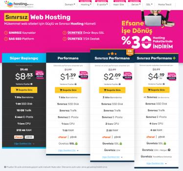 hosting com