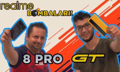realme'nin Merakla Beklenen Bombaları; realme 8 Pro ve realme GT Elimizde!