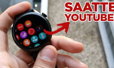 YOUTUBE ÇALIŞTIRAN SAAT ! | Huawei Watch 3 İncelemesi