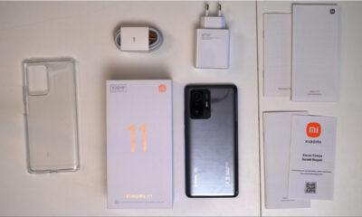 Xiaomi 11T kutu açılışı | Dimensity 1200 Ultra'ya ilk bakış