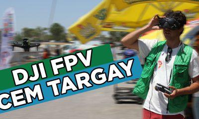 FPV Drone Nedir? | DJI FPV Kullanıcı Deneyimi (Cem Targay)