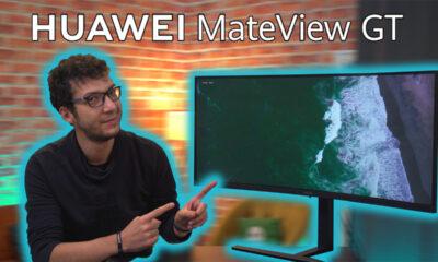 Huawei'den dev oyuncu monitörü | Huawei MateView GT