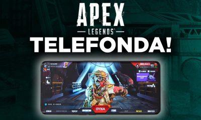 APEX LEGENDS TELEFONDA! | Nasıl olmuş?