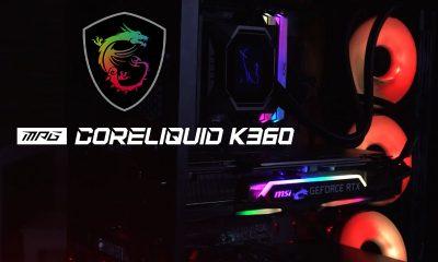 BİR İŞLEMCİ İÇİN EN İYİ SOĞUTMA! | MSI MPG Coreliquid K360