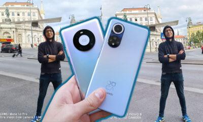 Huawei Nova 9 vs. Mate 40 Pro kamera karşılaştırma